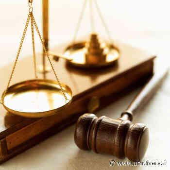 Permanence justice Mairie d'Olivet vendredi 14 mai 2021 - Unidivers