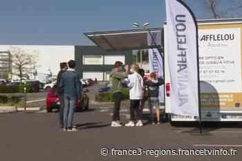 Rhône : à Ecully, un opticien se fait voler ses montures, après avoir investi dans un camion itinérant - France 3 Régions