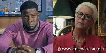 Kevin Hart Has A 7-Foot Co-Star In Borderlands Movie And Jamie Lee Curtis Can't Get Enough Of The Height Difference - CinemaBlend