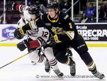 Ontario Hockey League cancels season - Woodstock Sentinel Review