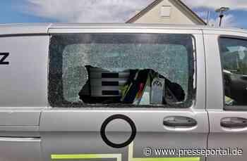POL-RBK: Leichlingen - Akkuschrauber aus Firmenwagen gestohlen - Presseportal.de