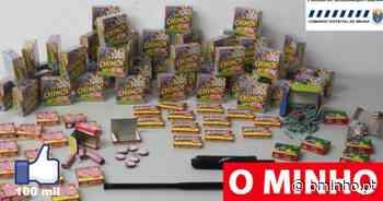 Alunos vendiam e deflagravam petardos e 'bombinhas' em Guimarães - O MINHO