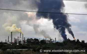 Incendio en la refinería de Tula - El Sol de Hidalgo