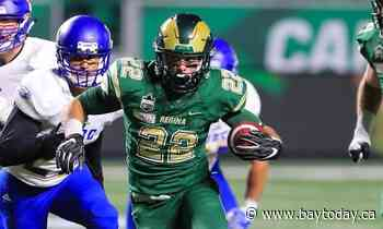 Being taken in CFL draft would be redemption for Regina Rams running back Kyle Borsa