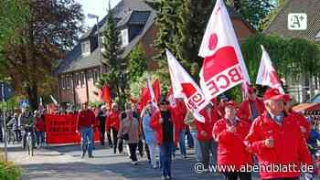Gewerkschaft plant Mai-Kundgebung in Bargteheide - Hamburger Abendblatt