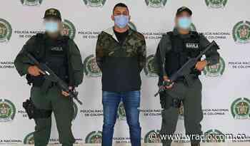 Policía capturó a presunto cabecilla financiero del Clan del Golfo en Tierralta, Córdoba - W Radio