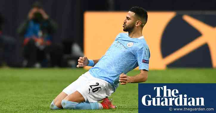 De Bruyne and Mahrez put Manchester City in driving seat against PSG