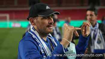 """""""Estava muito feliz no FC Porto, foram fenomenais comigo"""" - Notícias ao Minuto"""