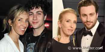 Aaron Taylor-Johnson and Sam Taylor-Johnson's relationship timeline - Insider