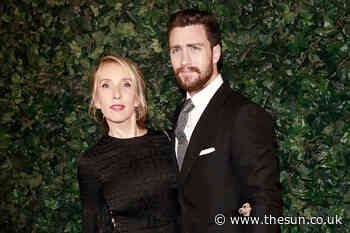 Aaron Taylor-Johnson fans speculate he's getting a divorce from wife Sam after they put their $7.5m LA h... - The Sun