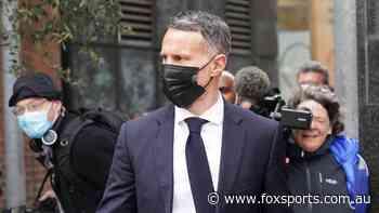 Court hears Man Utd legend 'drunkenly headbutted' his ex