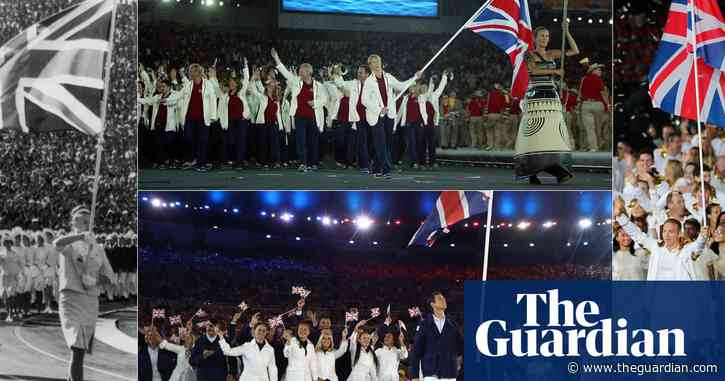 Team GB to have male and female flag bearers at Tokyo Olympics