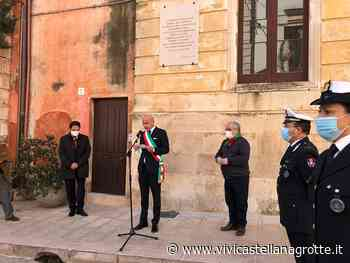 25 aprile - Parla il Sindaco di Castellana-Grotte - ViviCastellanaGrotte