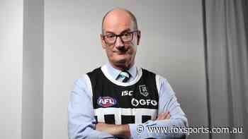 AFL's lack of action on Port's Prison Bar plea left Kochie fuming. Collingwood just fuelled the fire