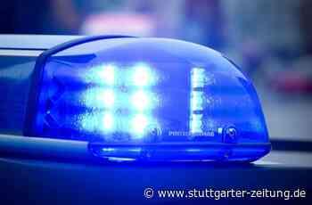 Stuttgart-Möhringen/Leinfelden-Echterdingen - Polizei stellt gestohlenes Wohnmobil sicher - Stuttgarter Zeitung