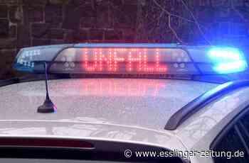 Unfall in Leinfelden-Echterdingen: Autofahrer biegt falsch ab und missachtet Vorfahrt – 9.000 Euro Schaden - esslinger-zeitung.de