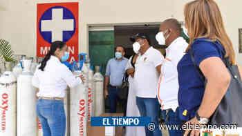 Privados donan UCI y oxígeno a Maicao y Uribia para pacientes covid - El Tiempo