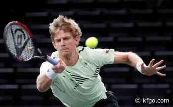 ATP roundup: Kevin Anderson reaches Estoril quarterfinals   The Mighty 790 KFGO - KFGO News