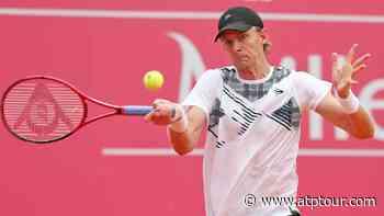 Kevin Anderson Saves MP, Beats Frances Tiafoe In Estoril - ATP Tour