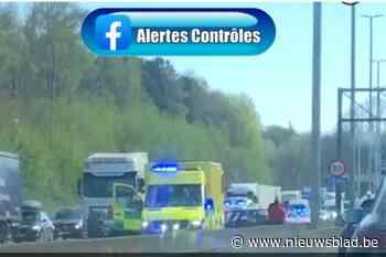 Kindje (6) zwaargewond bij spectaculair verkeersongeval (Kraainem) - Het Nieuwsblad
