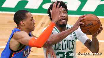 Celtics guard Marcus Smart suspended for threatening referee