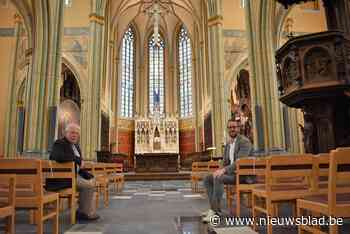 """Deze kerk schittert weer zoals honderd jaar geleden: """"Ze bevat meer bladgoud dan de kathedraal in Brugge"""" - Het Nieuwsblad"""