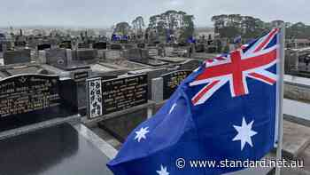 Cobden marks Anzac Day by commemorating unmarked veteran graves - Warrnambool Standard