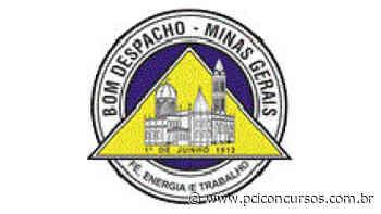 Processo Seletivo é anunciado pela Prefeitura de Bom Despacho - MG - PCI Concursos