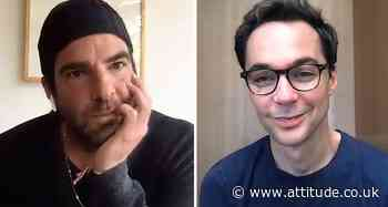 Zachary Quinto and Jim Parsons on gay role model pressure - attitude.co.uk