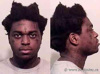 Rapper Kodak Black gets probation in teen's assault case