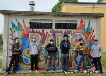 """Bagnacavallo: """"Differenziati"""", progetto dei giovani di Radio Sonora per la pulizia delle aree verdi - Ravenna Web Tv - Ravennawebtv.it"""