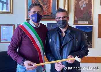 Sonnino, premiato in comune per il suo gesto eroico: il plauso a Mariano Palluzzi | Latinaquotidiano.it - LatinaQuotidiano.it