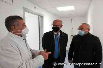 Martina Franca, inaugurati i nuovi ambienti del reparto di Nefrologia e Dialisi - Cosmopolismedia