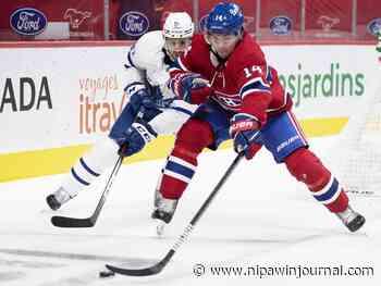 Liveblog: Depleted Habs begin homestand against Maple Leafs - Nipawin Journal