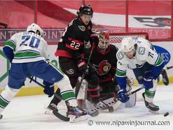 Canucks vs. Senators live: A rare midday tilt - Nipawin Journal