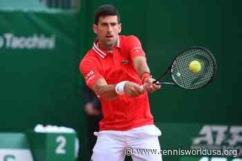 Novak Djokovic: 'I am fully against that' - Tennis World USA