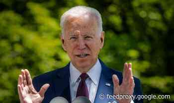 We won't back down! Joe Biden holds call with Putin after Russian troops sent to border