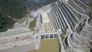 Avanza en un 82,3% el proyecto Hidroeléctrico Ituango - Telemedellín