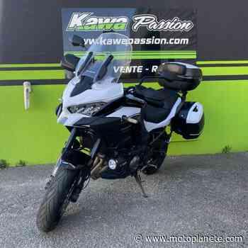 Kawasaki VERSYS 1000 2019 à 11490€ sur ALES - Occasion - Motoplanete
