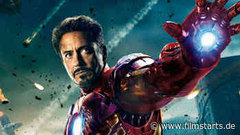 """Zum """"Avengers 4""""-Geburtstag: Robert Downey Jr. zeigt geschnittene Szene aus """"Endgame"""" mit Katherine Langford - filmstarts"""
