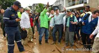 Reconstrucción de Mocoa sigue cruda luego de cuatro años - Semana