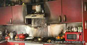 Brand in Trebur: Mann rettet sich durch's Fenster - Echo Online