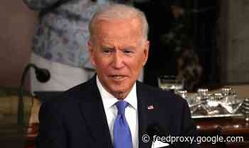 Biden says US 'ready for takeoff' in first Congress address –'Turn peril into possibility'