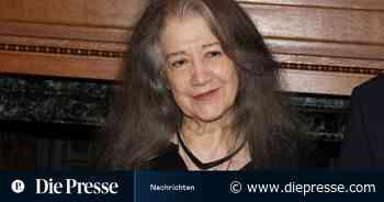 Martha Argerich lernt eine Symphonie fürs Linzer Brucknerfest - Die Presse