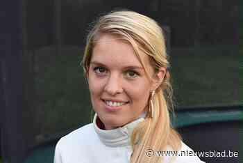"""Amber De Pestel test zich tussen de wereldtop: """"Alleen al de deelname voelde aan als een overwinning"""" - Het Nieuwsblad"""