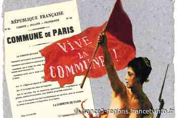 PHOTOS. Echirolles (Isère) : des collages en hommage aux 150 ans de la Commune de Paris - France 3 Régions