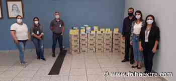 Empresa realiza doação de luvas e máscaras a prefeitura de Arapoti - Folha Extra
