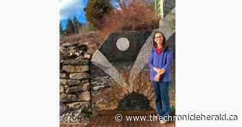 COMMUNITY HERO: Creation of pebble murals a new passion for Antigonish County's Nancy Turniawan   The Chronicle Herald - TheChronicleHerald.ca