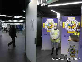 Paris et Bobigny : deux centres de dépistage Covid dans le métro - Le Parisien
