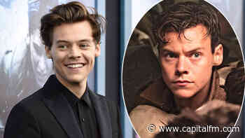 An Unseen Harry Styles Picture From His Dunkirk Days Proves He's A True Fashion Icon - Capital